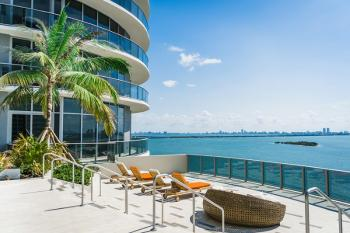 Amerika Florida Miami de Aria on the bay projesinden satilik luks daireler