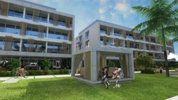 KIBRIS KKTC DÖVEC CONSTRUCTİON COURTYARD LONG BEACH PROJESİ