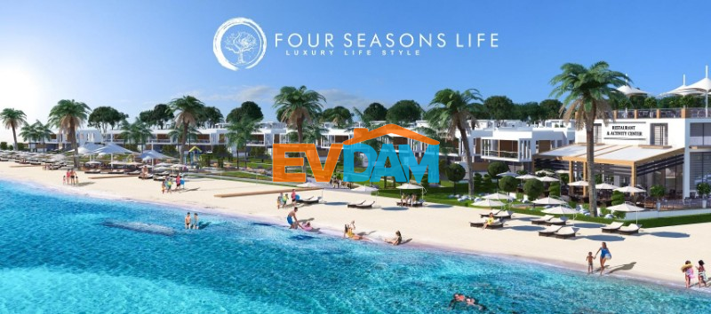 KIBRIS KKTC DÖVEC CONSTRUCTİON FOUR SEASONS LİFE PROJESİ