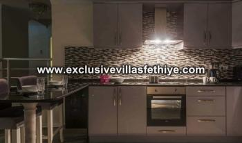 5 Stars Exclusive  Villa with 4 bedrooms, 4 bathrooms and private pool in Ovacik, Turkey