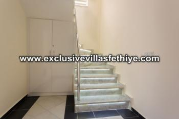 Exclusive 4 beds  private villa rentals in Ovacik Fethiye Turkey