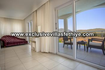 Stunning 3 beds and private villa rentals in Ovacik Fethiye Turkey