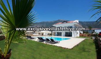 Exclusive 4 Beds 4 baths   Villa with Private Pool in Ovacik Fethiye