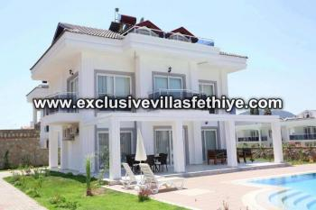 Beautiful Superb 5 Bedrooms with  Private Pool Villa Rental in Ovacık Turkey