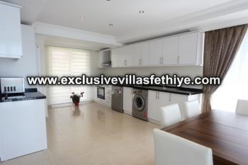 Exclusive 3 beds private villa rentals in Ovacik Fethiye Turkey