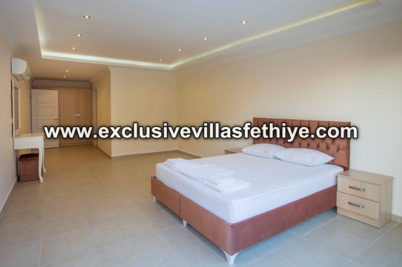 Exclusive 4 Beds  Villa with Private Pool in Ovacik Fethiye