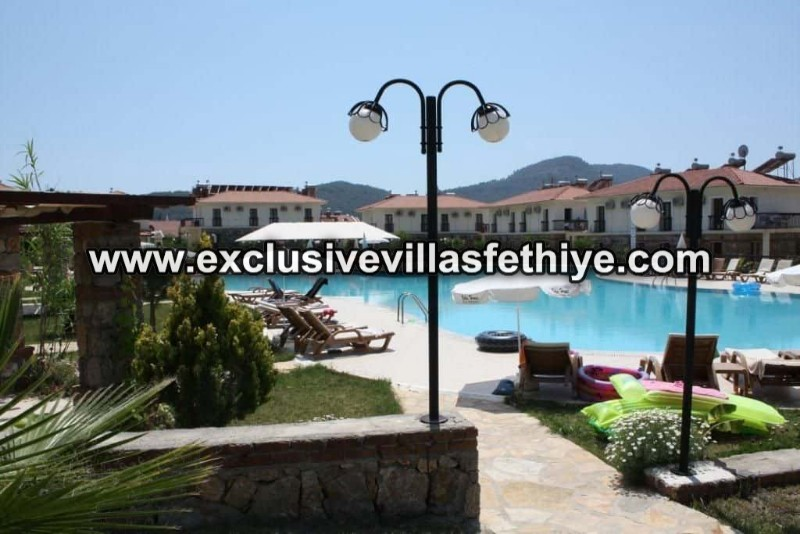 Luxury 3 beds with 3 baths and  large villa rentals in Ovacik Fethiye Turkey